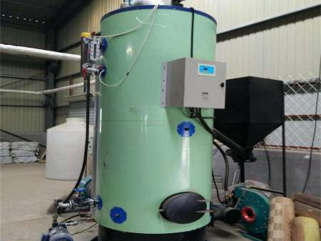 Blue carbon boiler manufacturers analyze the temperature and pressure of steam boilers
