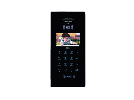 TEL-GY-B型(触摸)门口主机