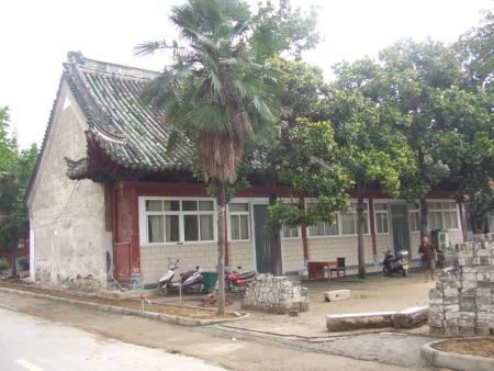 南阳玄妙观旧址玉皇殿
