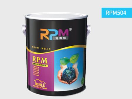 RPM504智能豪華絲綢乳膠漆