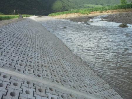 洛陽護坡磚_護坡磚生產廠家_河道護坡磚