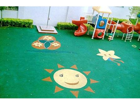 EPDM幼儿园地坪