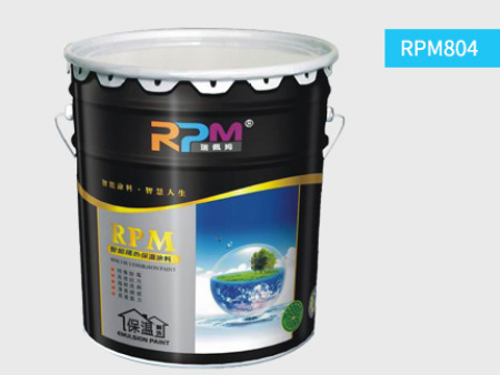 RPM804智能內外墻隔熱保溫涂料