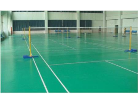 pvc运动场地材料