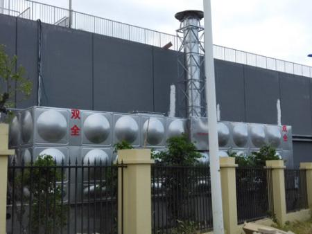 厦门不锈钢水箱厂家浅谈不锈钢水箱应用优势