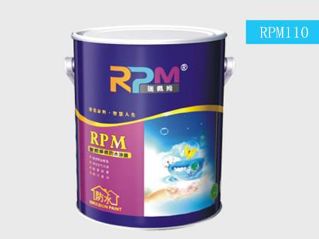 RPM110智能隐形自洁防水涂料