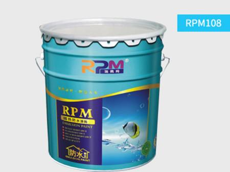 RPM108智能防水隔热涂料