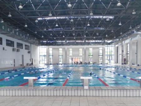 百色龙景高中游泳馆
