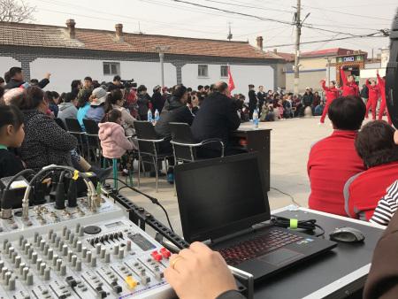 滄縣電視臺現場錄制系統改造項目