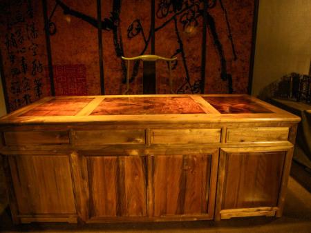 樱木办公桌