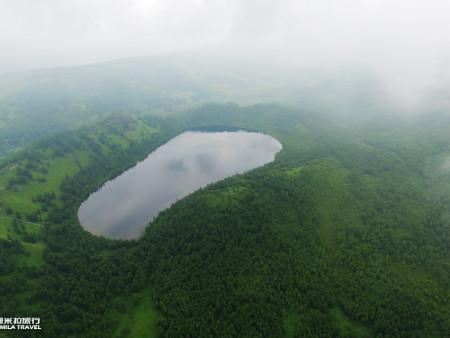 駝峰嶺天池