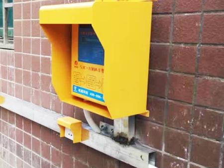 洛阳小区充电安装实例