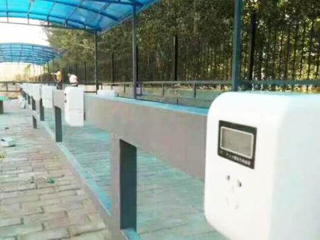 郑州小区大功率充电插座安装实例