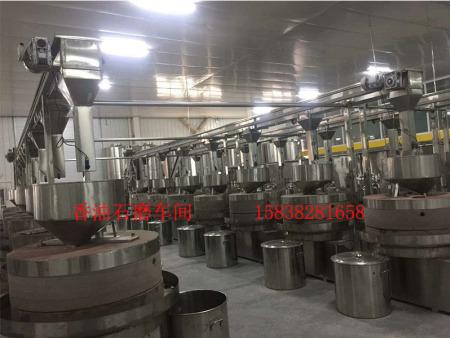 郑州香油石磨厂家