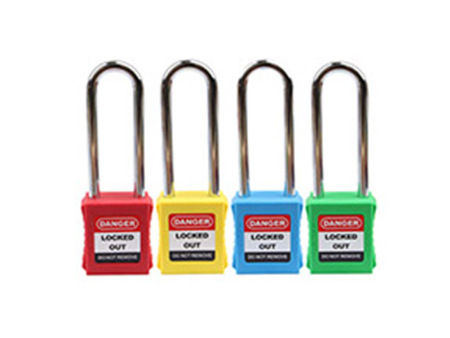 76MM A型钢制长梁系列之安全挂锁