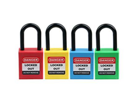 38MM 绝缘短梁系列之安全挂锁