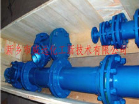 威远化工雷竞技官网管式反应器在多个厂家成熟运用