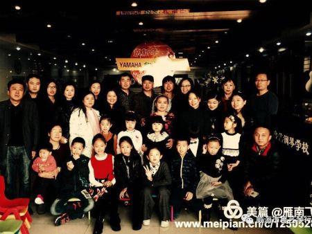 """""""庆新年""""103彩票平台钢琴学校举办专场钢琴音乐会"""