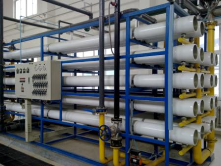 知识储备:双级反渗透水处理设备装机要点