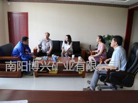 南阳博兴公司与广州某港资企业深度合作