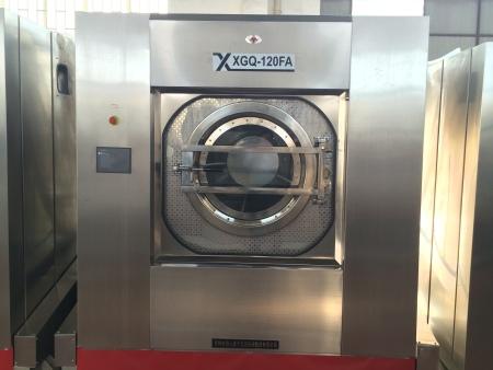 XGQ-FQ系列倾斜出料全自动工业洗衣机