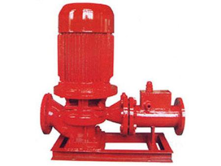 XBD-HY系列稳压缓冲单级消防泵