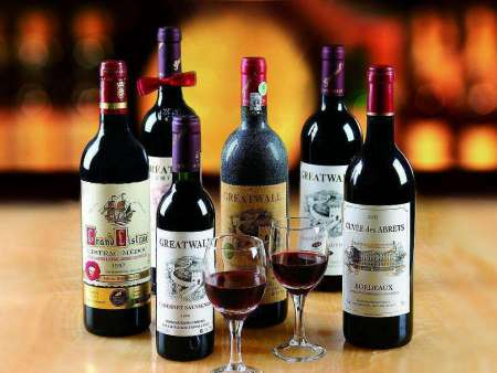 紅酒進口報關案例