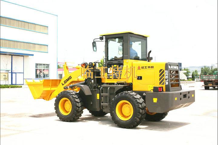 臨沂臨工重托機械成為工程機械設備一 流供應商