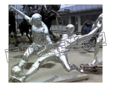 景观雕塑1