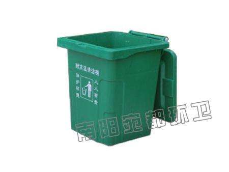 A-06无轮玻璃钢垃圾桶