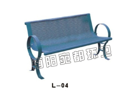 L-04园林座椅 公共椅子 广场坐凳 公园凳 休闲椅 公园椅子