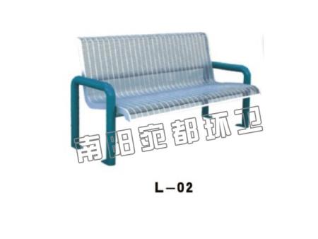 L-02木坐凳 园林座椅 休闲椅子 公园座椅 公园椅