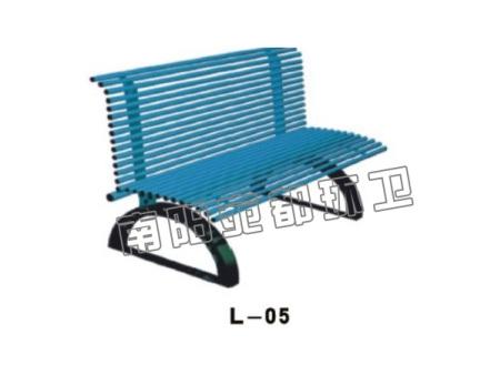 L-05园林座椅 公共椅子 木凳子 广场坐凳 公园凳 休闲椅 公园椅子