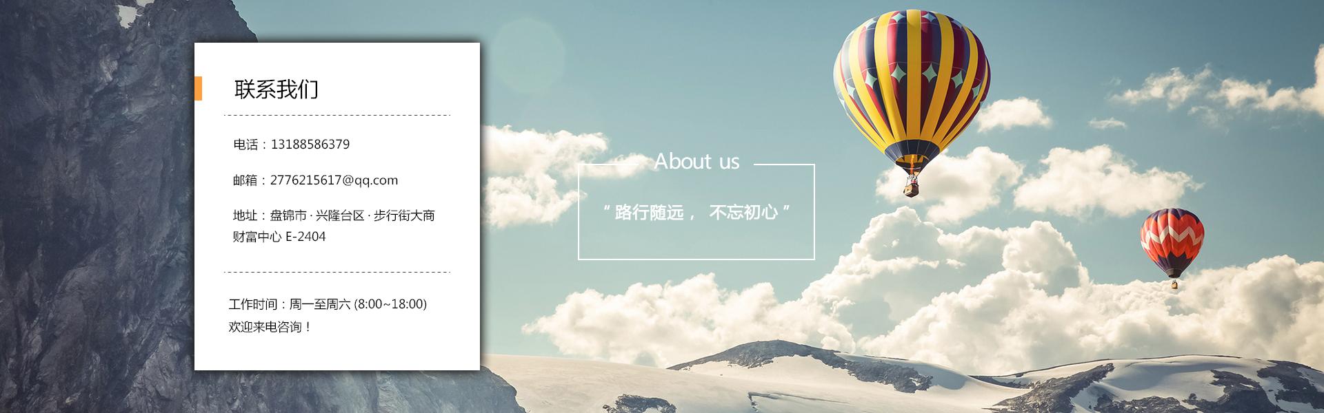 盤錦網站開發