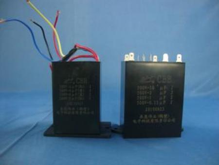 CTZA型金属化薄膜介质铁路电码化组合电容器
