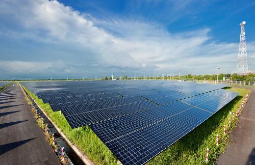 太陽能熱水器專用發電片