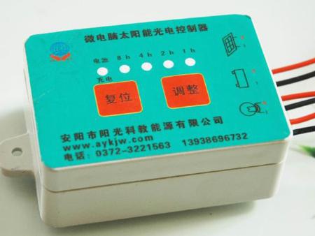 KD微电脑智能光伏电源控制器 (12V24V自动识别)