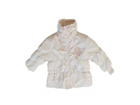 儿童秋冬装甜美芭比棉服