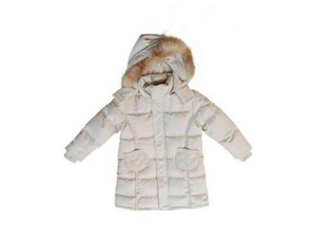儿童秋冬装长款羽绒服