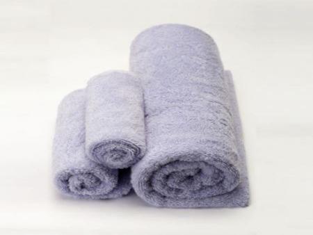 精梳长绒棉弱捻洗浴套装