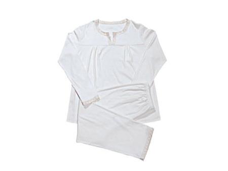 天然亚博APP女睡衣套