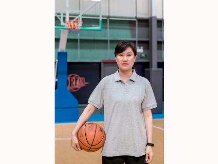 教练刘晓丽