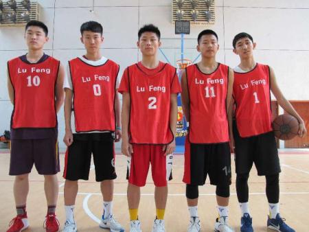 烟台篮球培训可以培养孩子的思想品质