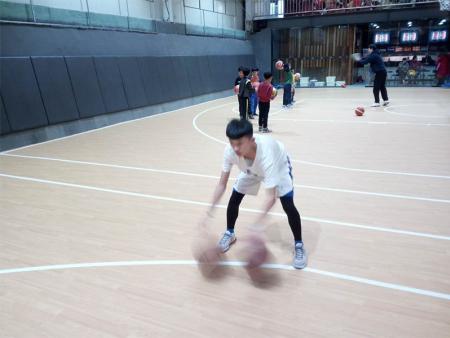 篮球的入门知识及打篮球的好处