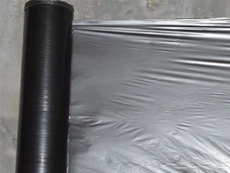农用银黑双色反光地膜