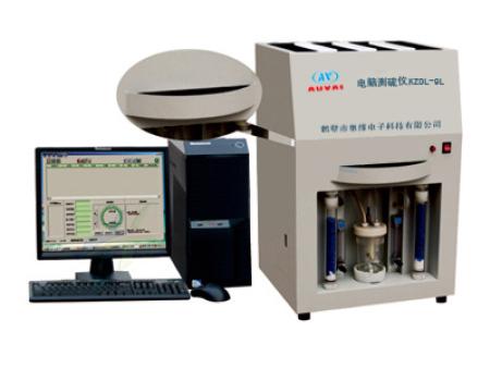 电脑测硫仪KZDL-9L