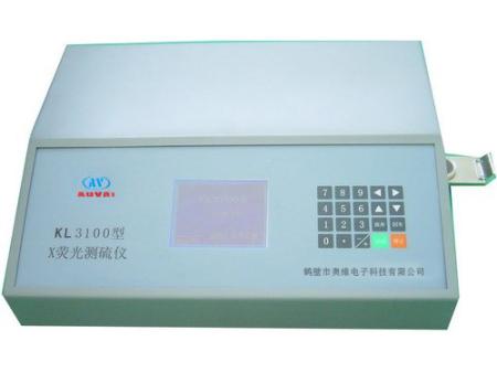 KL3100型X熒光測硫儀