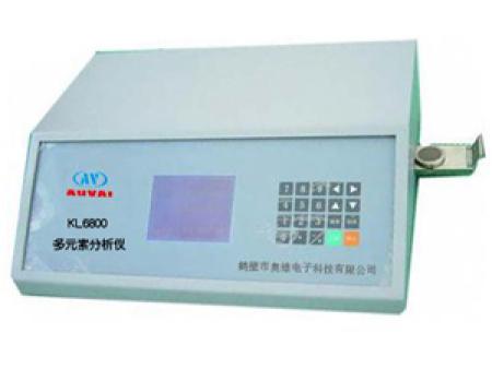 多元素分析仪 KL6800