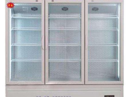 新型大3门保鲜饮料柜