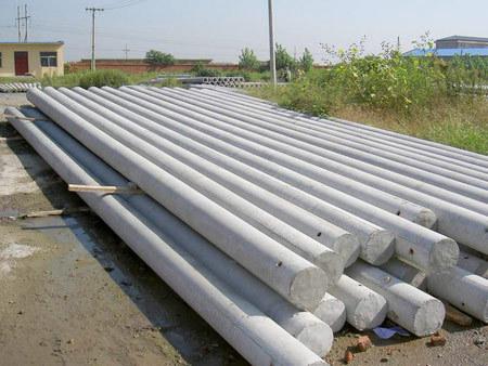 水泥杆养护的主要研究